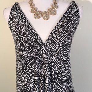 🍀MarchMadness🍀Like New! Nicole Miller Maxi Dress